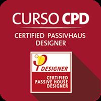 Curso para certificación Passivhaus Designer - CPD logo